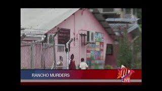 Police Probe Quadruple Murder In Rancho Quemado