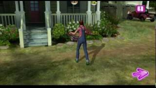 Hannah Montana: The Movie: The Game - Part 01