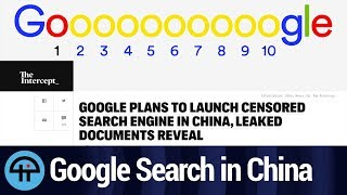 Google Search Censorship in China