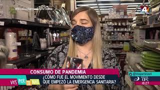 Vespertinas - Consumo de pandemia