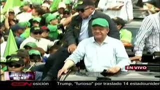 """Leonel Fernández: """"En estos momentos hay una crisis de confianza en la sociedad dominicana"""""""
