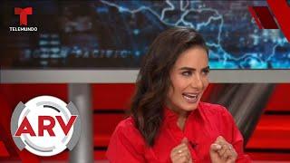 Johanna Fadul revela cómo dejó atrás a La Diabla para Operación Pacífico | Al  Rojo Vivo | Telemundo