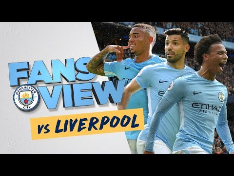 MAN CITY DEMOLISH LIVERPOOL | City 5-0 Liverpool | Fans' View