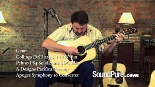 Collings D2H Dreadnought Acoustic Guitar 22335