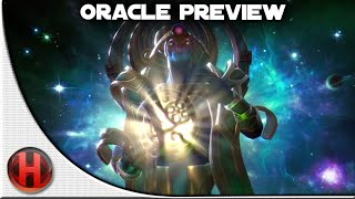 Dota 2 - Oracle Preview