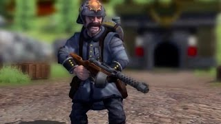 Toy Soldiers: War Chest - Campaign Focus