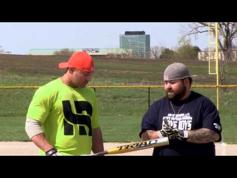 2014 Miken Triad Maxload USSSA Slow Pitch Bat Video