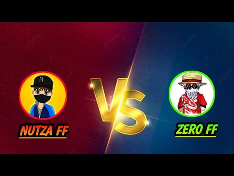 NUTZA-FF-VS-ZERO-FF-ผู้เล่นต่อ