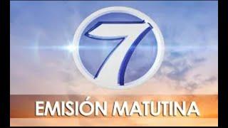 Noti 7 Matutina: Programa del 28 de Mayo del 2021