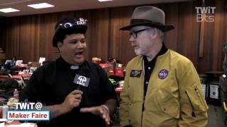Adam Savage: San Mateo Maker Faire 2016