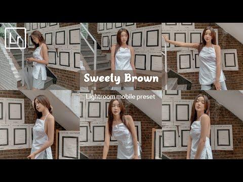 How-I-edit-Sweety-Brown-•-Ligh