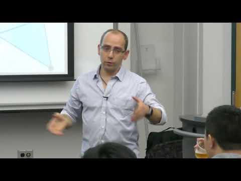RI Seminar: Misha Kazhdan : Signal Processing – From Images to Surfaces
