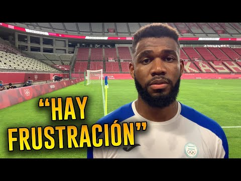 Las palabras de Jorge Benguché tras la derrota de Honduras frente a Rumania en los Juegos Olímpicos