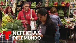 Cena de fin de año de los mexicanos aumentó en un 10 por ciento   Noticias Telemundo