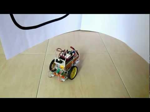 Robot with FEZ Panda II