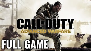Call of Duty Advanced Warfare - Full Game Walkthrough (No Commentary Longplay)