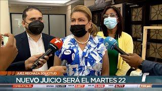 Juez rechaza solicitud de prescripción del caso Pinchazos solicitado por defensa de Martinelli