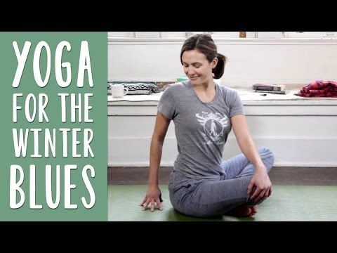 Yoga to Beat the Winter Blues