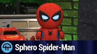 Sphero's Spider-Man Hands-On