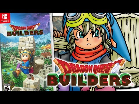 connectYoutube - DRAGON QUEST BUILDERS NINTENDO SWITCH PREVIEW FR