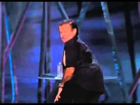 connectYoutube - Robin Williams  Cats are Drag Queens