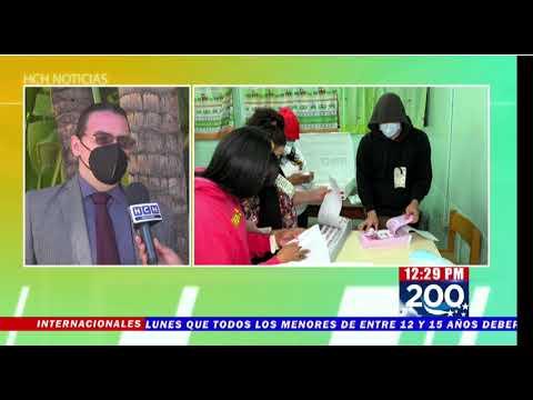 CNE confirma llegada de 18 mil observadores electorales