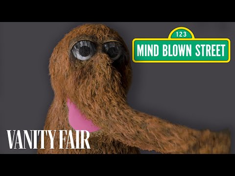 connectYoutube - Mr. Snuffleupagus Reads Mind-Blowing Facts About the Universe   Vanity Fair