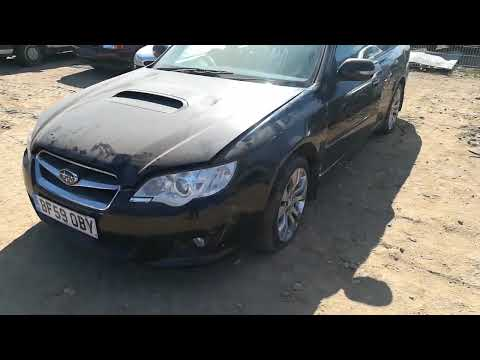 Subaru Legacy 2009 m dalys