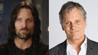THE LORD OF THE RINGS вљЎпёЏ Then And Now