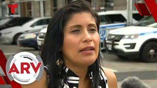 Una mujer hispana descubre al asesino de su padre en NY | Al Rojo Vivo | Telemundo
