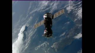 Expedition 49-50 Crew Docks to the Space Station