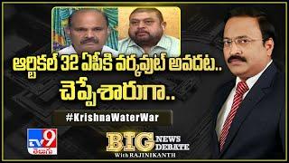 Big News Big Debate : ఆర్టికల్ 32 ఏపీకి వర్కువుట్ అవదట... చెప్పేశారుగా.. - TV9 - TV9