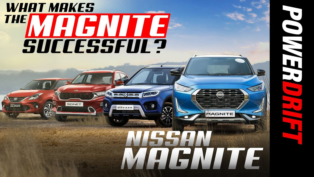 Nissan Magnite | Feat. Sonet, Brezza, and Glanza | PowerDrift