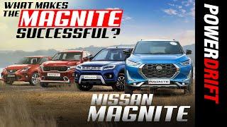 Nissan Magnite   Feat. Sonet, Brezza, and Glanza   PowerDrift