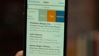 Getting to know the updated Mail app in iOS 8