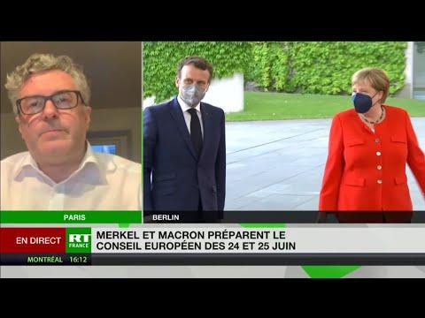 Relation franco-allemande : «L'Allemagne a de moins en moins besoin de la France au sein de l'UE»