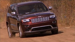 Car Tech - 2014 Jeep Grand Cherokee Diesel