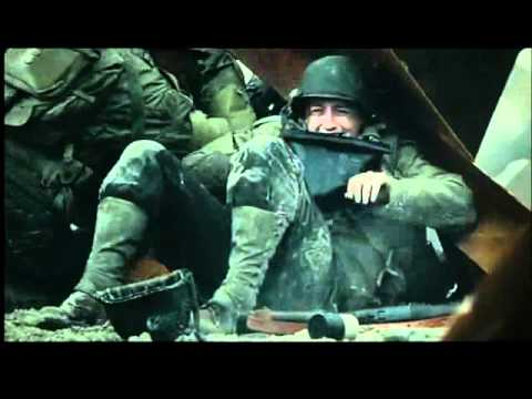 Saving Private Ryan - Omaha Beach Scene