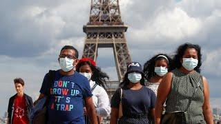 Covid-19 : le port du masque bientôt obligatoire dans certaines zones extérieures de Paris