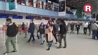 En el aeropuerto de El Alto aún no se implementaron controles para evitar el ingreso del coronavirus
