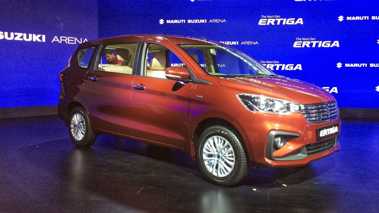 2018 Maruti Suzuki Ertiga Walkaround Review | Features, Specs, Price and More!