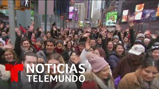 Noticias Telemundo, 31 de diciembre 2019   Noticias Telemundo