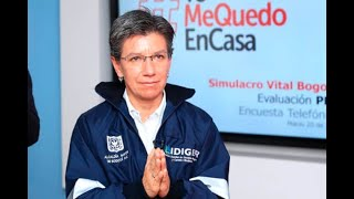 Durante un mes no se cobrarán servicios públicos en Bogotá: alcaldesa Claudia López
