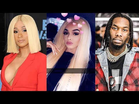 connectYoutube - Celina Powell Tells Offset & Cardi B to Stop Denying His Baby