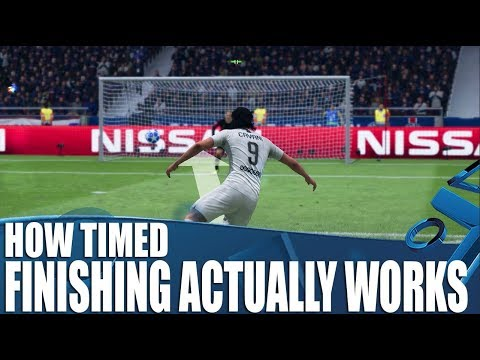 FIFA 19 Shooting Tips - How Timed Finishing Actually Works!