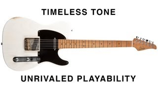 SUHR CLASSIC T ANTIQUE™ - TIMELESS TONE, UNRIVALED PLAYABILITY