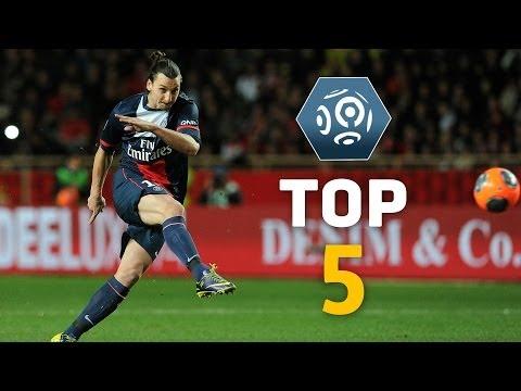 Zlatan Ibrahimovic - Top 5 Coups Francs