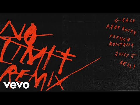 connectYoutube - G-Eazy - No Limit REMIX (Audio) ft. A$AP Rocky, French Montana, Juicy J, Belly