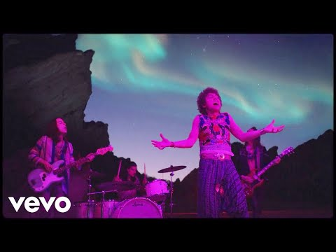 "Greta Van Fleet - ""When The Curtain Falls"""
