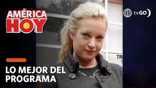 América Hoy: Leslie Shaw luce irreconocible antes de su aumento de labios (HOY)